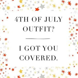 Other - Shop 4th of July Below! ⭐️